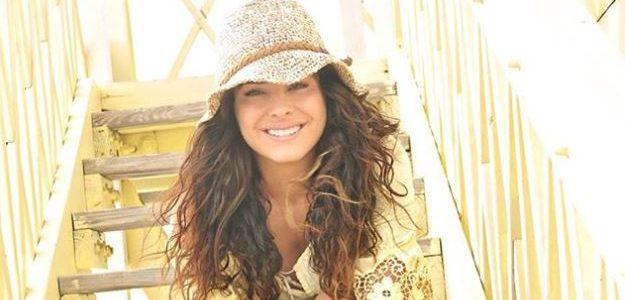 Danna García reapareció luego de estar hospitalizada por coronavirus y luce mucho mejor