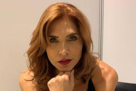 Con nostalgia, Lorena Meritano recordó el momento en el que Ernesto Calzadilla le terminó