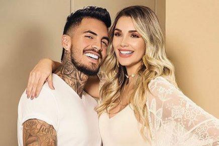 Mateo Carvajal rompe el silencio sobre su relación con Melina Ramírez