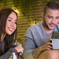 Paola Jara regañó a Jessi Uribe en vivo y en directo a través de Instagram