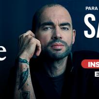 Íntimo Virtual Bésame con Santiago Cruz