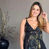 Catalina Gómez mostró en redes sociales su lujosa casa