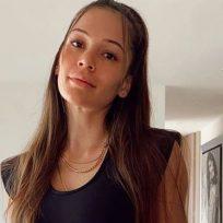 Lina Tejeiro rompe en llanto al hablar de su relación con Andy Rivera