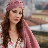 Laura Londoño, actriz de 'La ley del corazón', pidió ropa prestada durante la cuarentena