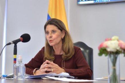 """No es estar atenidos"": por esta frase Marta Lucía Ramírez se convirtió en tendencia en Twitter"