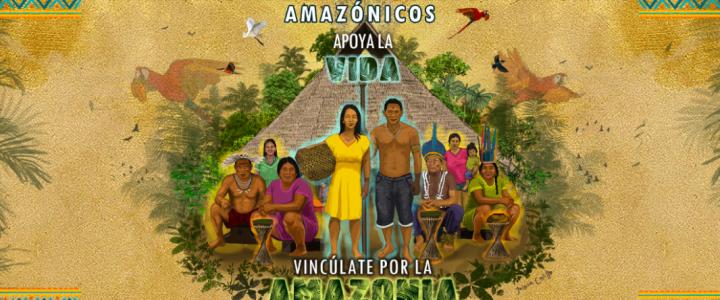 Concierto por la salud de los pueblos indígenas amazónicos