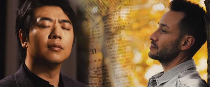 'Me enamoré de ti', la nueva canción de Luciano Pereyra junto a Lang Lang