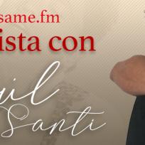 Entrevista con Raúl Santi en Bésame