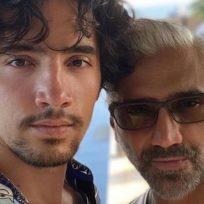 Alex Fernández, hijo Alejandro Fernández, aclaró los rumores sobre el alcoholismo de su padre