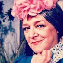Así lucía 'La Bruja del 71' antes de actuar en 'El Chavo del 8'