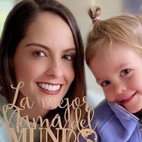 Laura Acuña pidió por su hija y Dios le cumplió su petición