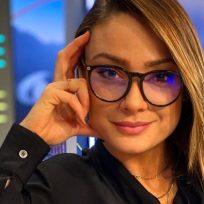 Mónica Jaramillo mostró realmente cómo va a trabajar, pero que los televidentes nunca ven