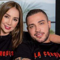 Paola Jara le pegó una cachetada a Jessi Uribe en pleno concierto