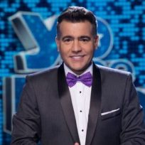 Carlos Calero, presentador de 'Día a Día', tiene COVID-19