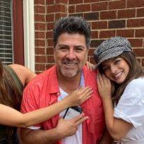 Fabio Legarda se contagió de coronavirus durante la celebración del Día del Padre