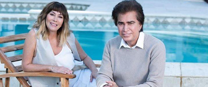 José Luis Rodríguez 'El puma' aclaró los rumores sobre el embarazo de su esposa