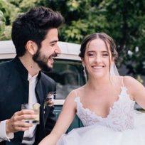 """Evaluna Montaner y Camilo Echeverry son criticados en redes por un """"extraño"""" hábito que tienen en pareja"""