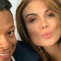 Sara Uribe le envió un tierno mensaje de cumpleaños a Fredy Guarín, pero aún siguen las dudas sobre su relación