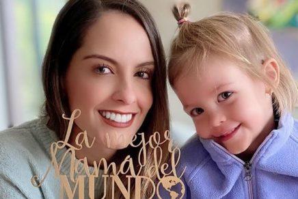 Laura Acuña presume a su hija Helena en redes y emociona a sus seguidores