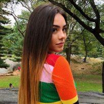 Mariana Correa, la hija de Natalia París, mostró todo su talento para el 'pole dance'
