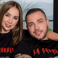 Paola Jara confesó que le gustaría casarse con Jessi Uribe