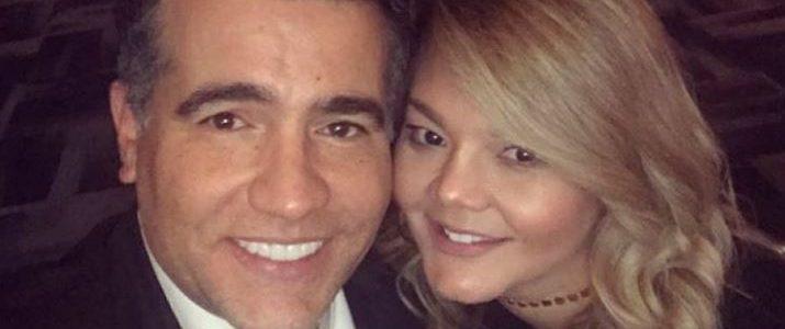 Carlos Calero celebró su aniversario luego de superar la COVID-19