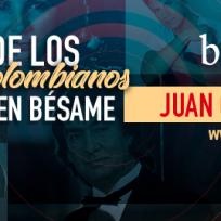 Top 10 de los artistas colombianos que suenan en Bésame