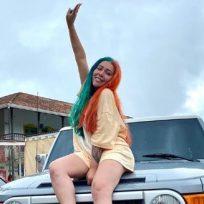 """Yina Calderón recuperó su camioneta en """"tiempo récord"""" y es criticada en redes"""