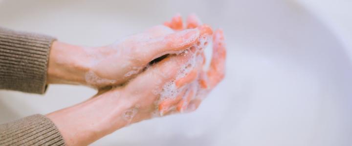 Lavado de manos