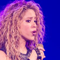 Shakira en Londres. Imagen: Getty Image, tomada por Brian Rasic/WireImage