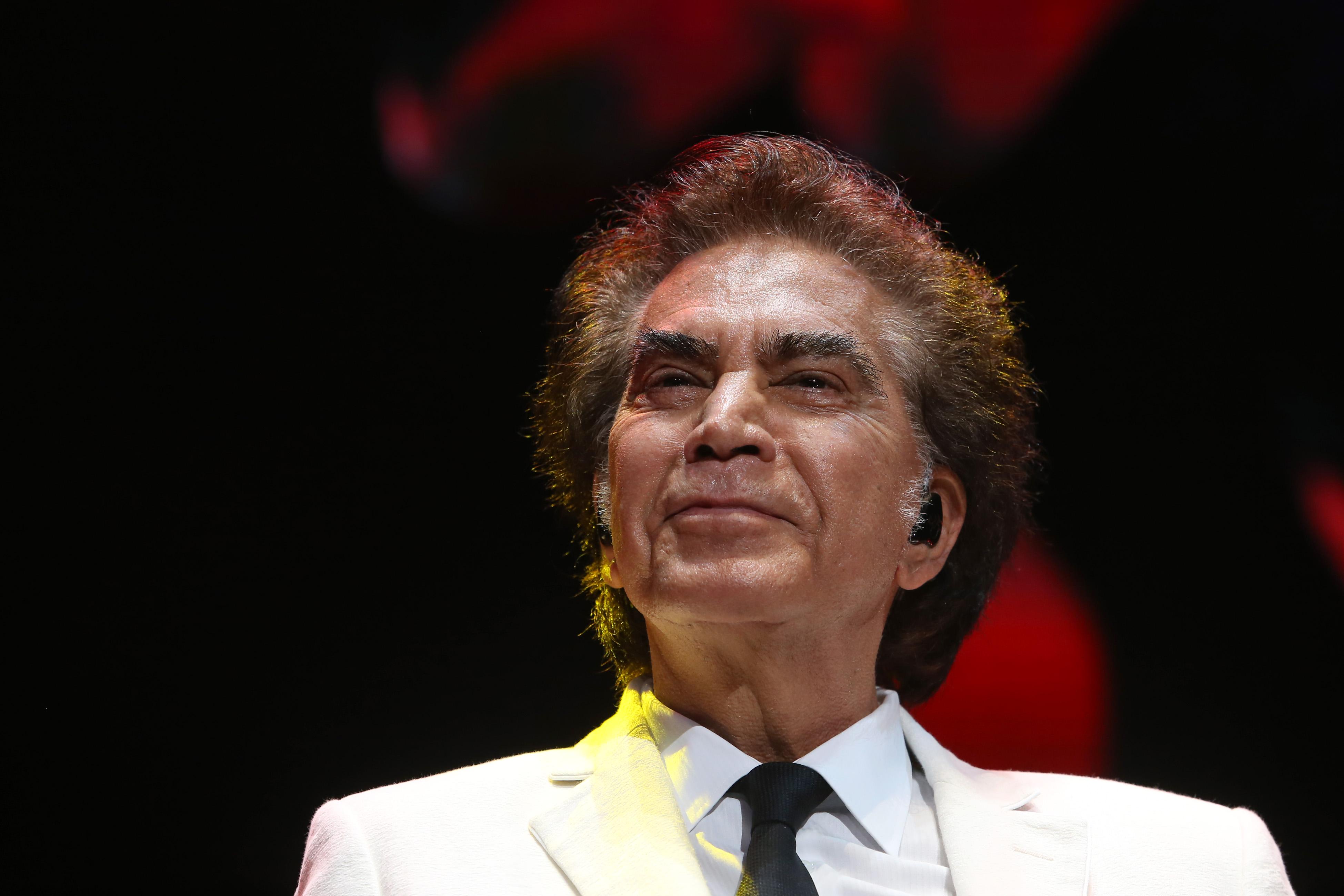 José Luis Rodríguez 'El Puma' reveló quién fue el famoso que lo visitó en el hospital hace algunos años