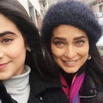Jacqueline Arenal mostró la belleza de su hija en redes sociales