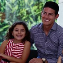 James Rodríguez y Salomé compartieron un tierno video a través de TikTok
