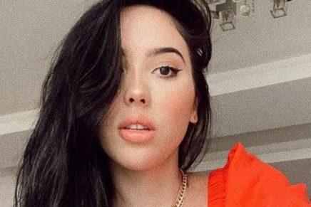Aida Victoria burló la censura en Instagram y mostró toda su sensualidad