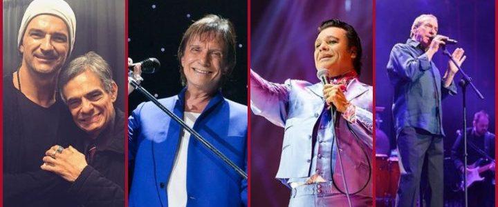 """""""Querida"""" de Juan Gabriel y """"Amigo"""" de Roberto Carlos, entre las 50 canciones más importantes de la Billboard"""