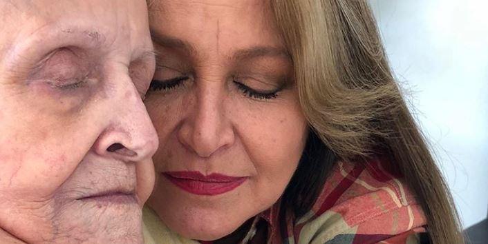 Falleció Teresa Corona, la madre de Daniela Romo