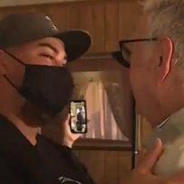 Gente que le pone el alma: comunidad recolectó dinero para ayudar a un abuelito que laboraba repartiendo pizza