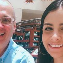 Hija de Jota Mario compartió una foto inédita de su padre y enterneció las redes