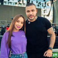 Al ritmo de Jessi Uribe, Paola Jara demostró que sí sabe bailar
