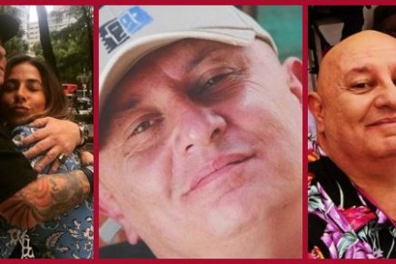 Con mucha tristeza y nostalgia, famosos colombianos recuerdan actor Rafael Uribe