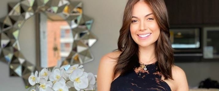 Sara Uribe se llevó tremenda sorpresa por la travesura de su hijo