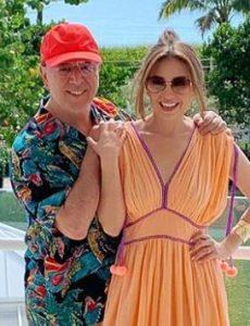 Thalía reveló el secreto de su matrimonio con Tommy Mottola