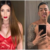 Lina Tejeiro: la supuesta indirecta a Andy Rivera por su canción 'Pa' que me recuerdes'