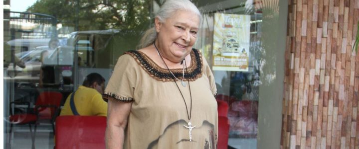 Dora Cadavid, actriz de 'Yo soy Betty, la fea', hoy en día vive en un asilo