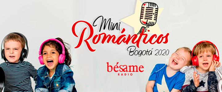 Mini Románticos Bésame Bogotá 2020
