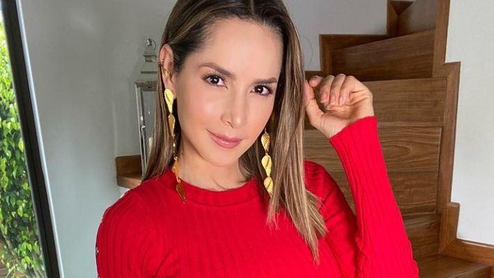 Carmen Villalobos encendió las redes con un fogoso video