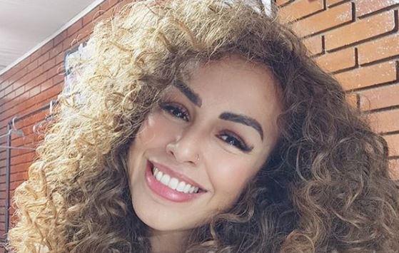 """La cantante colombiana Maía se une al """"Jerusalema challenge"""" bailando en altos tacones"""