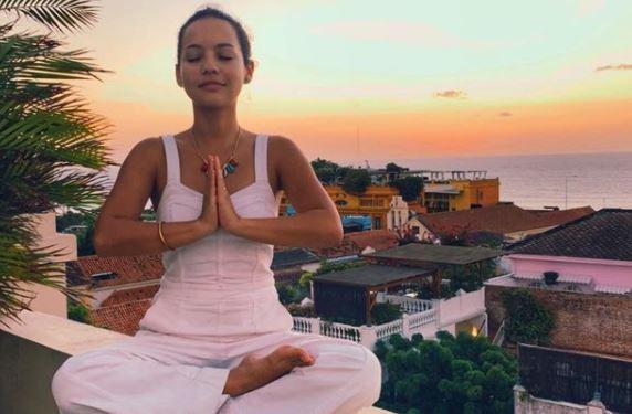 Natalia Reyes mostró su cuerpo natural y encantó a sus seguidores