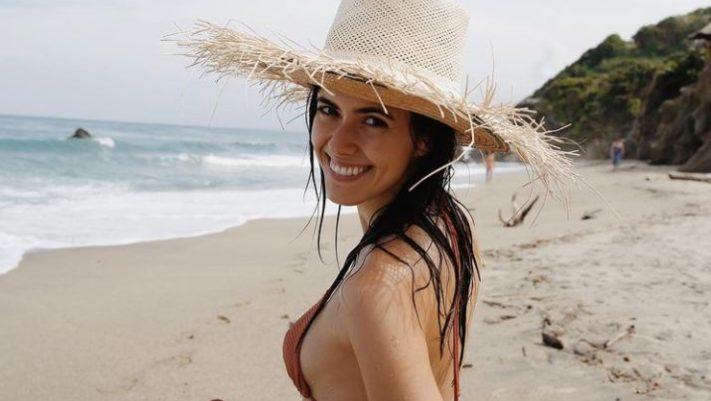 Paulina Vega enloqueció a sus seguidores con una sensual publicación en bikini