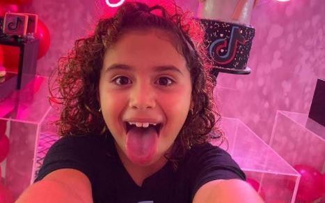 Salomé Rodríguez enamora a sus seguidores con su invitación a seguirla en redes